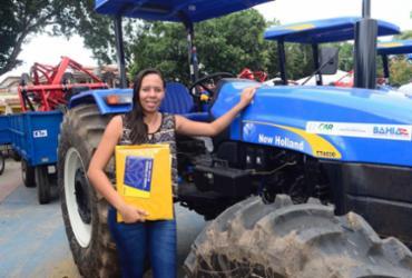 Agricultura familiar em Santo Estevão é beneficiada com entrega de equipamentos