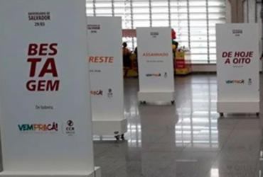 Exposição 'Frases Típicas da Bahia' celebra 469 de Salvador | Divulgação