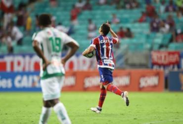 Bahia vence Altos em jogo de duas viradas e chuva de gols   Adilton Venegeroles l Ag. A TARDE