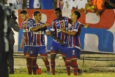 Bahia fecha 1ª fase com triunfo e garante ponta do grupo no Nordestão   Reprodução l Twitter l @ECBahia