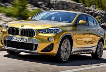 BMW abre pré-venda do X2   Divulgação