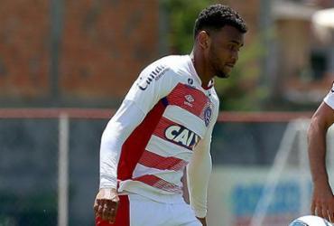 Júnior Brumado fala sobre corte da Seleção sub-20 e boa fase no Bahia   Felipe Oliveira l EC Bahia
