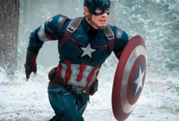 Chris Evans compartilha vídeos dos treinos para viver o Capitão América