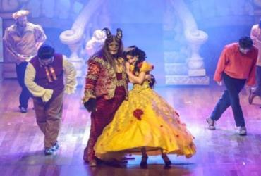 TCA recebe espetáculo 'A Bela e a Fera' neste sábado   Divulgação