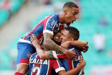 Bahia vence Juazeirense por 3 a 0 e se classifica para a final do Baianão   Raul Spinassé   Ag. A TARDE