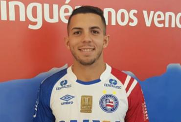 Bahia anuncia ex-Vitória para equipe sub-23   Divulgação   EC Bahia