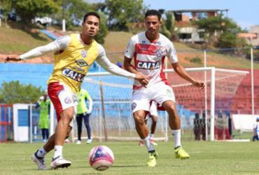 Com mistério no ataque, Bahia encara a Juazeirense por vaga na final   Felipe Oliveira   EC Bahia