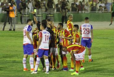 Bahia e Juazeirense não saem do zero no primeiro jogo de semifinal  
