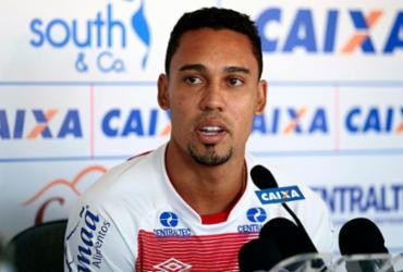 Após gols, Edigar Junio mira retomar boa fase no Bahia   Felipe Oliveira l EC Bahia