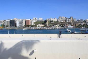 Futuro do Forte São Marcelo segue indefinido | Xando Pereira / Ag. A TARDE - 18/11/2016