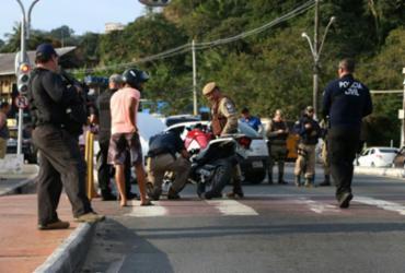 Roubos e furtos de veículos caem 6% em Salvador, diz SSP-BA | Divulgação | SSP
