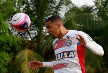 Volante voltará ao time titular do Tricolor contra a Juazeirense - Felipe Oliveira l EC Bahia