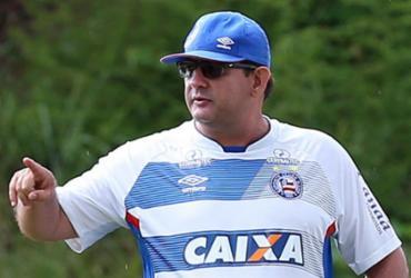 Guto faz mistério sobre Edigar e não se influencia com vaias   Felipe Oliveira l EC Bahia