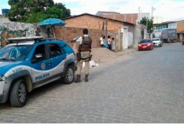 Homem é morto após sair de casa para jogar bola em Feira de Santana | Reprodução | Acorda Cidade