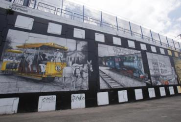 Arte de rua valoriza empreendimentos em Salvador | Margarida Neide | Ag. A TARDE