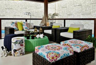 Estilo tropical imprime atmosfera alegre e natural na decoração | Marcelo Negromonte | Divulgação