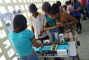 Estudantes de Itabuna apresentam projetos ligados à Conferência Estadual pelo Meio Ambiente