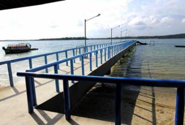 População de Jaguaripe recebe terminal hidroviário recuperado