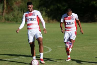Brumado é o preferido de Guto Ferreira para o comando do ataque tricolor   Felipe Oliveira   ECBahia   Divulgação