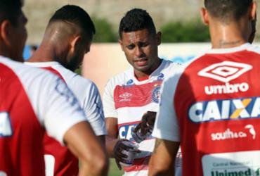 Bahia encara a Juazeirense pelo primeiro jogo da semi do Baianão   Felipe Oliveira l EC Bahia
