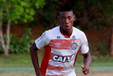 Lateral do Bahia quer time 'adaptado' em Juazeiro   Felipe Oliveira l EC Bahia