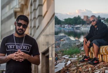MC's soteropolitanos Gil Daltro e Galf AC lançam projeto 'Vapor' nas plataformas digitais   Divulgação