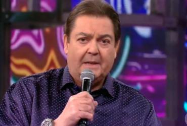 Faustão se irrita e diz que não irá cantar tema de fim de ano da Globo | Reprodução | TV Globo