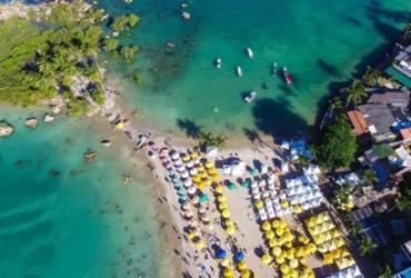 Turismo doméstico na Bahia cresce após alta estação