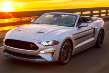 """Novo Mustang """"California Special"""" é apresentado   Divulgação   Ford"""