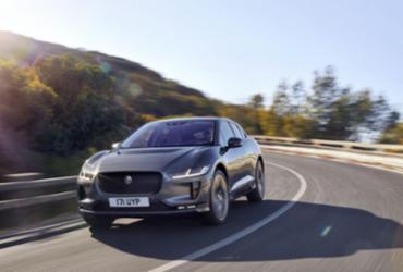 Jaguar revela o I-Pace, primeiro carro elétrico da marca   Divulgação