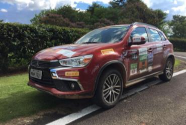 Exclusivo: Rally a bordo do Mitsubishi ASX Flex 2018   Marco Antônio Jr.