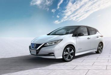 Nissan Leaf 100% elétrico chega a América Latina   Divulgação