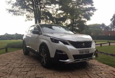 Peugeot lança 5008 por R$ 154.490   Guilherme Magna   Ag. A TARDE