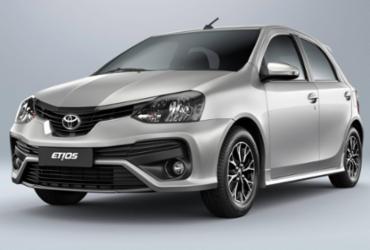 Saiba tudo sobre o novo Toyota Etios   Toyota   Divulgação