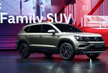Volkswagen inicia ofensiva dos SUVs   Divulgação