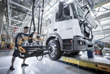 Fábrica da Mercedes-Benz entra na era 4.0 | Divulgação