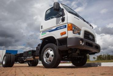 Hyundai HD 80 é aposta no segmento dos leves   Divulgação
