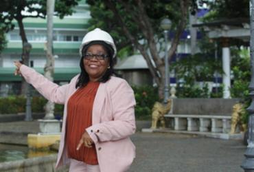 Primeira mestre de obras da Bahia luta pela inserção da mulher na Construção Civil