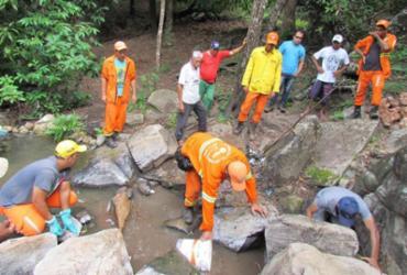 Nascentes de rios de Correntina, Cocos e Jaborandi vão ser recuperadas