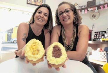 Páscoa tem até ovos salgados este ano | Alessandra Lori | Ag. A TARDE