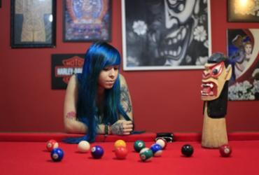 Tatue como uma garota! | Raul Spinassé / Ag. A TARDE