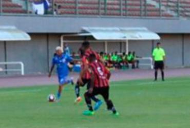 Teixeira de Freitas e Conquista vencem a primeira na Segundona | Reprodução | FBF