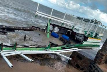 Falta de fiscalização contribuiu para naufrágio, diz relatório | Mateus Rodrigues | Divulgação