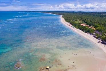 Quarta Praia de Morro de São Paulo está entre as melhores praias do país