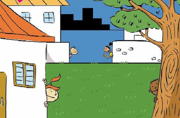 Que tal se divertir como seus pais faziam antes da era dos games e da internet? - Foto: Editoria de Arte A TARDE