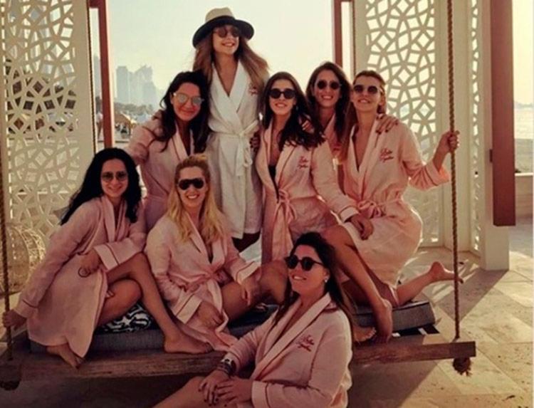 Vítimas haviam viajado para comemorar despedida de solteira da filha do empresário - Foto: Reprodução | Instagram