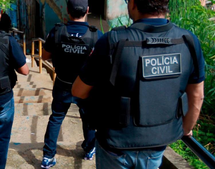 Investigação está por conta da Polícia Civil - Foto: Divulgação | Polícia Civil