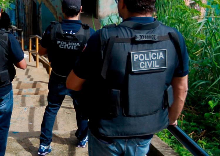 Vagas são para delegado, investigador e escrivão - Foto: Divulgação | Polícia Civil