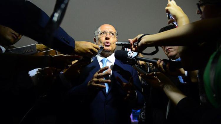Alckmin sempre negou ter praticado das irregularidades - Foto: Fabio Rodrigues Pozzebom l Agência Brasil