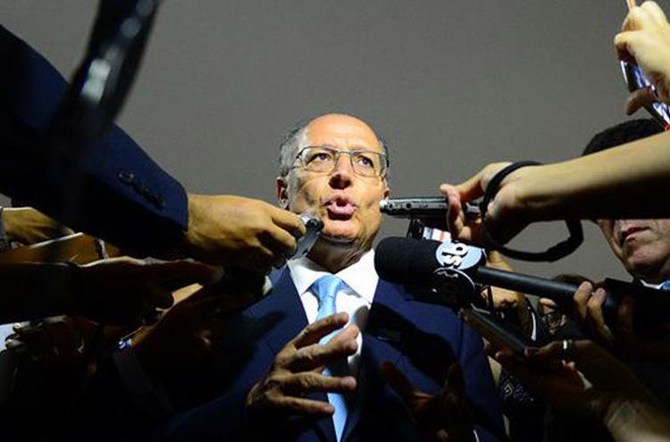 Ex-governador de São Paulo é investigado por ser beneficiário de recursos não contabilizados para campanha eleitoral - Foto: Fabio Rodrigues Pozzebom l Agência Brasil